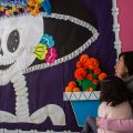 Kun maa järisi, lastentarhanopettaja Montserrat Torres Carillo vei lapset turvaan koulun pihalle.