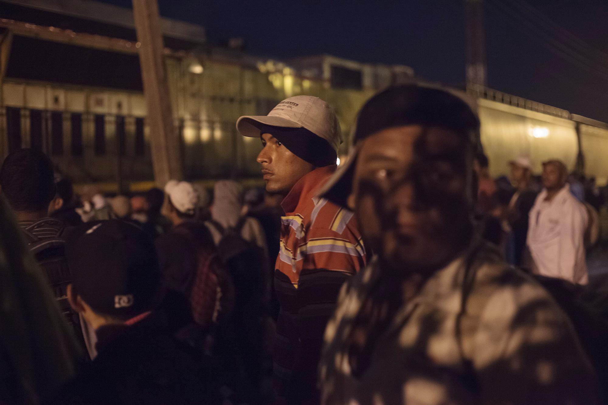 Éxodo centroamericano, racismo mexicano